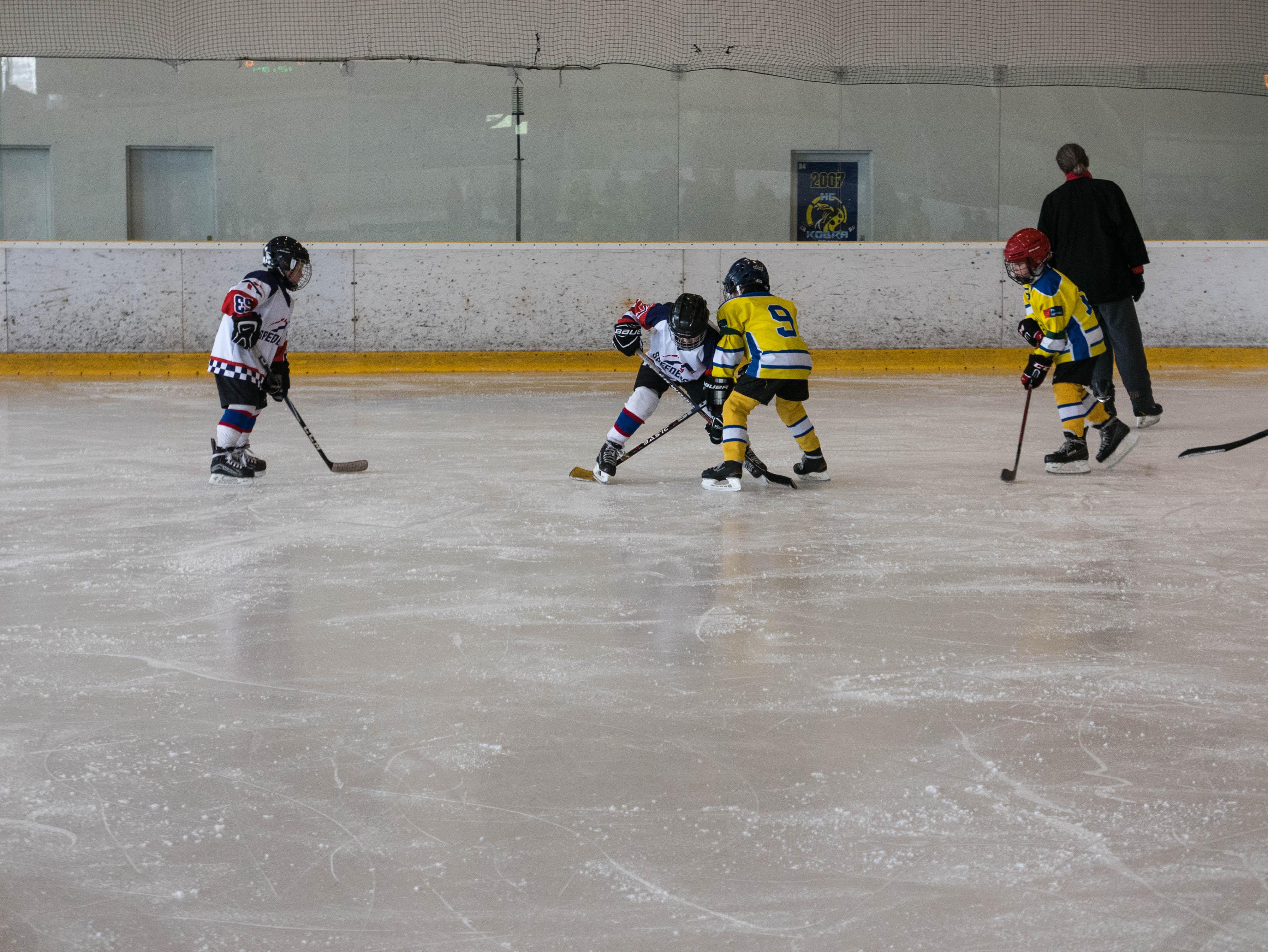hokejovy turnaj konbra praha Speeders16