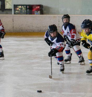 hokejovy turnaj konbra praha Speeders18