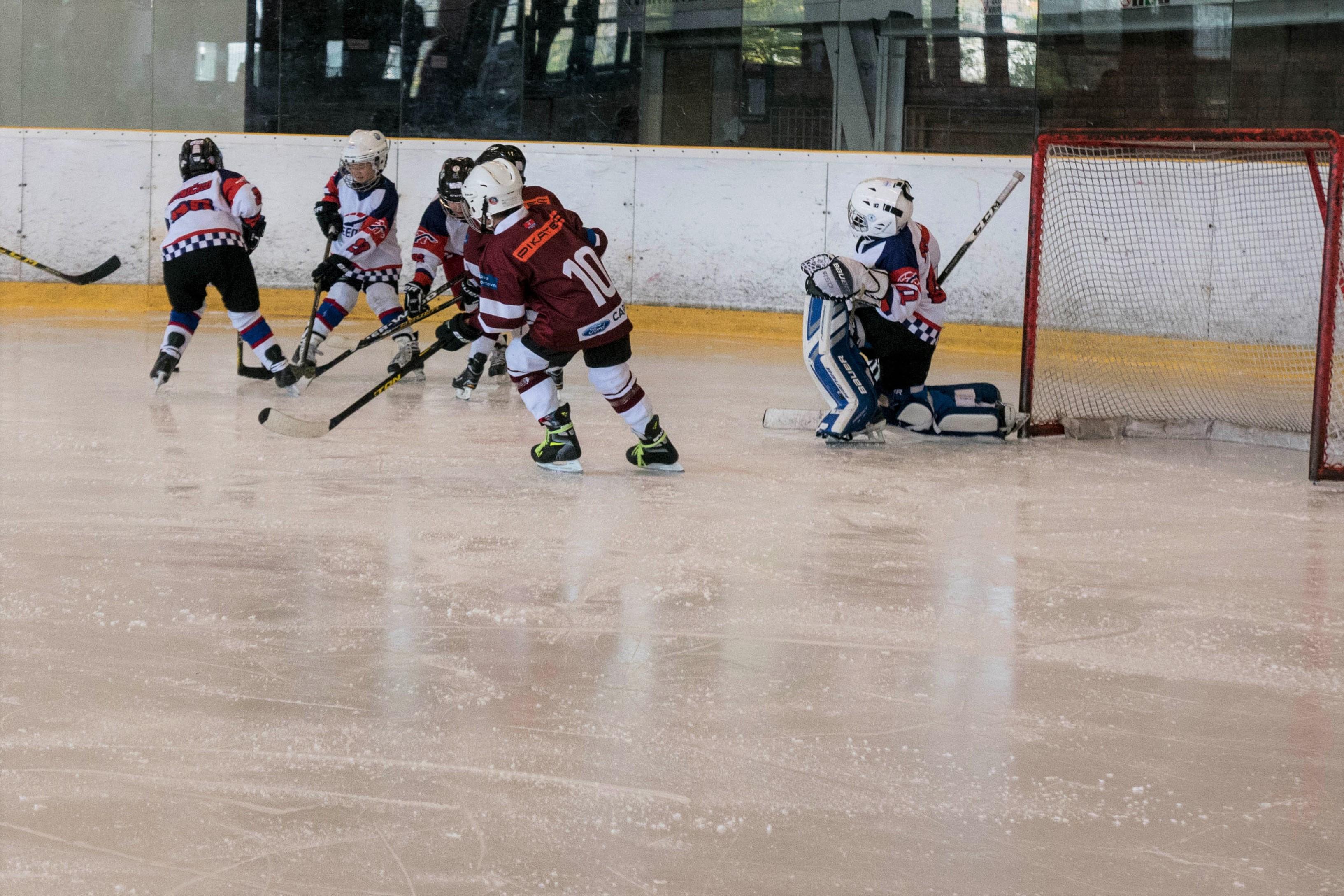 hokejovy turnaj konbra praha Speeders19