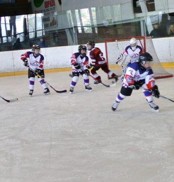 hokejovy turnaj konbra praha Speeders25