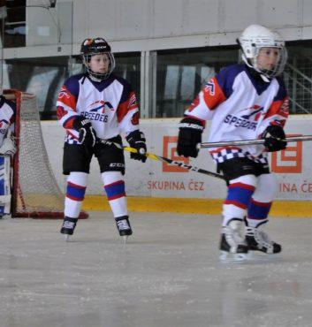 hokejovy turnaj konbra praha Speeders32