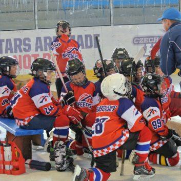 _home page titulka hokej turnaj Nymburk Speeders Bratislava