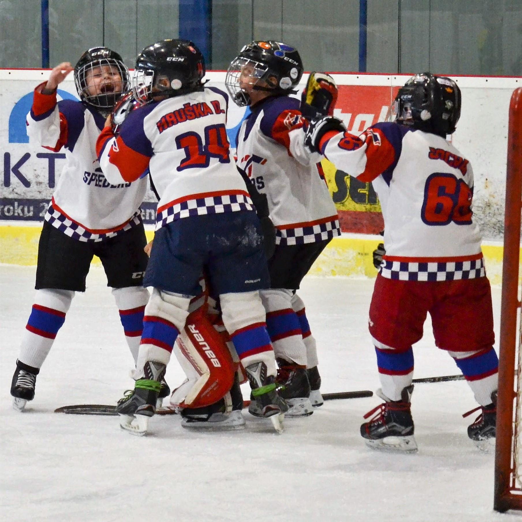 __home page titulka hokejovy turnaj DMHL trencin Speeders Bratislava1
