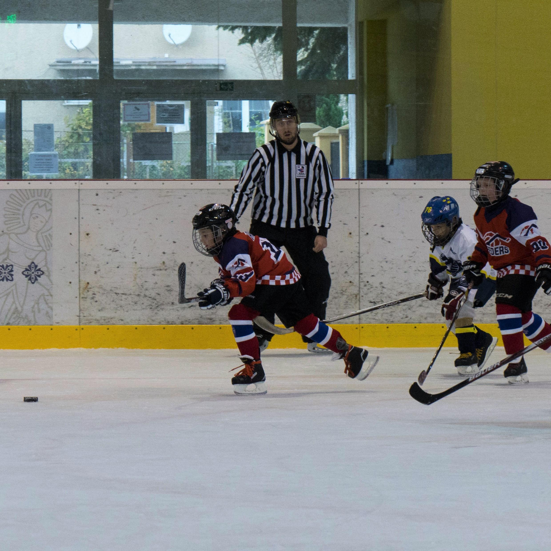 hokejovy turnaj Puchov 2.miesto speeders bratislava 10