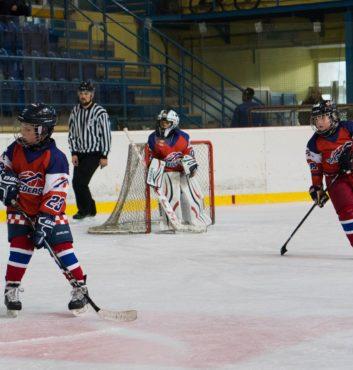 hokejovy turnaj Puchov 2.miesto speeders bratislava 11