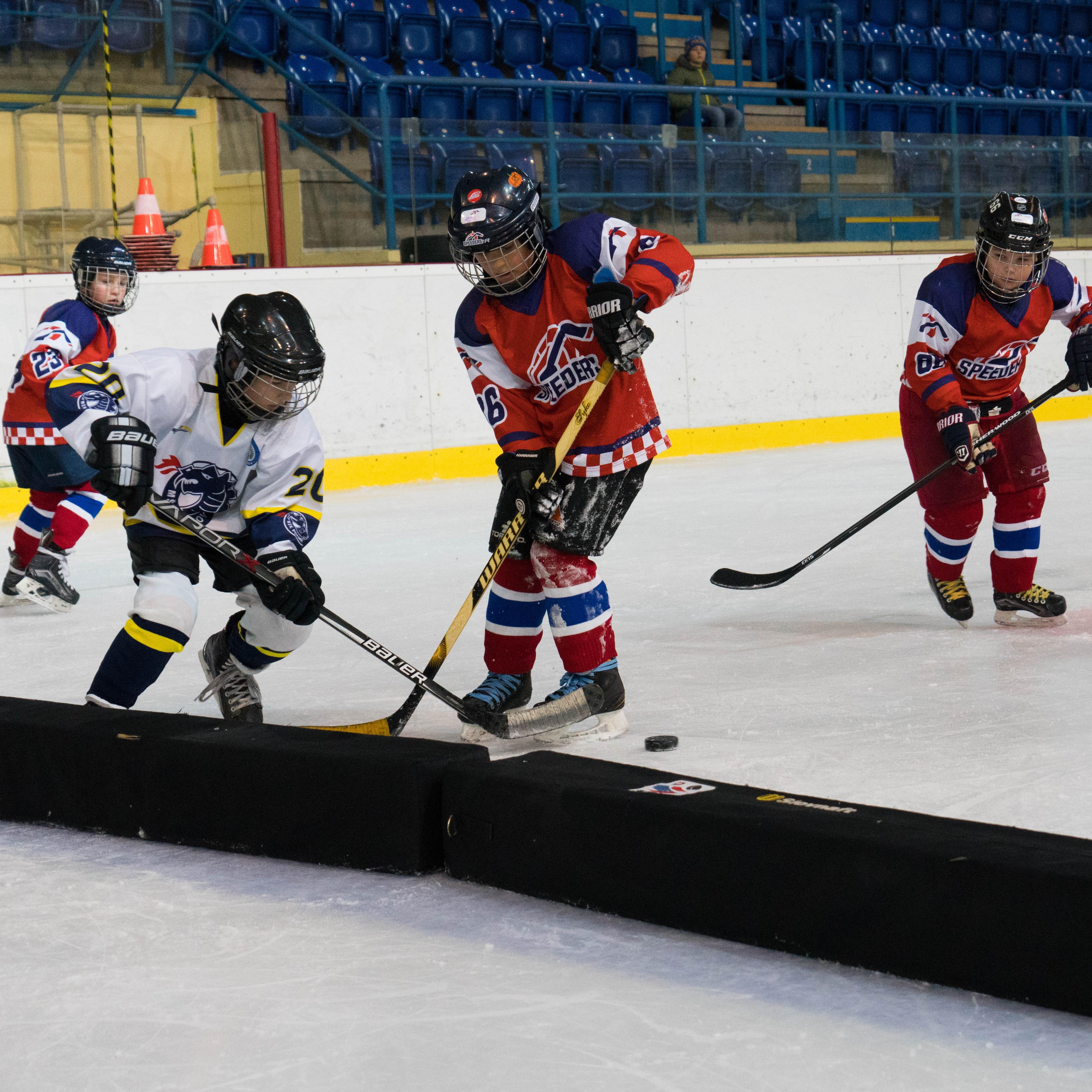 hokejovy turnaj Puchov 2.miesto speeders bratislava 12