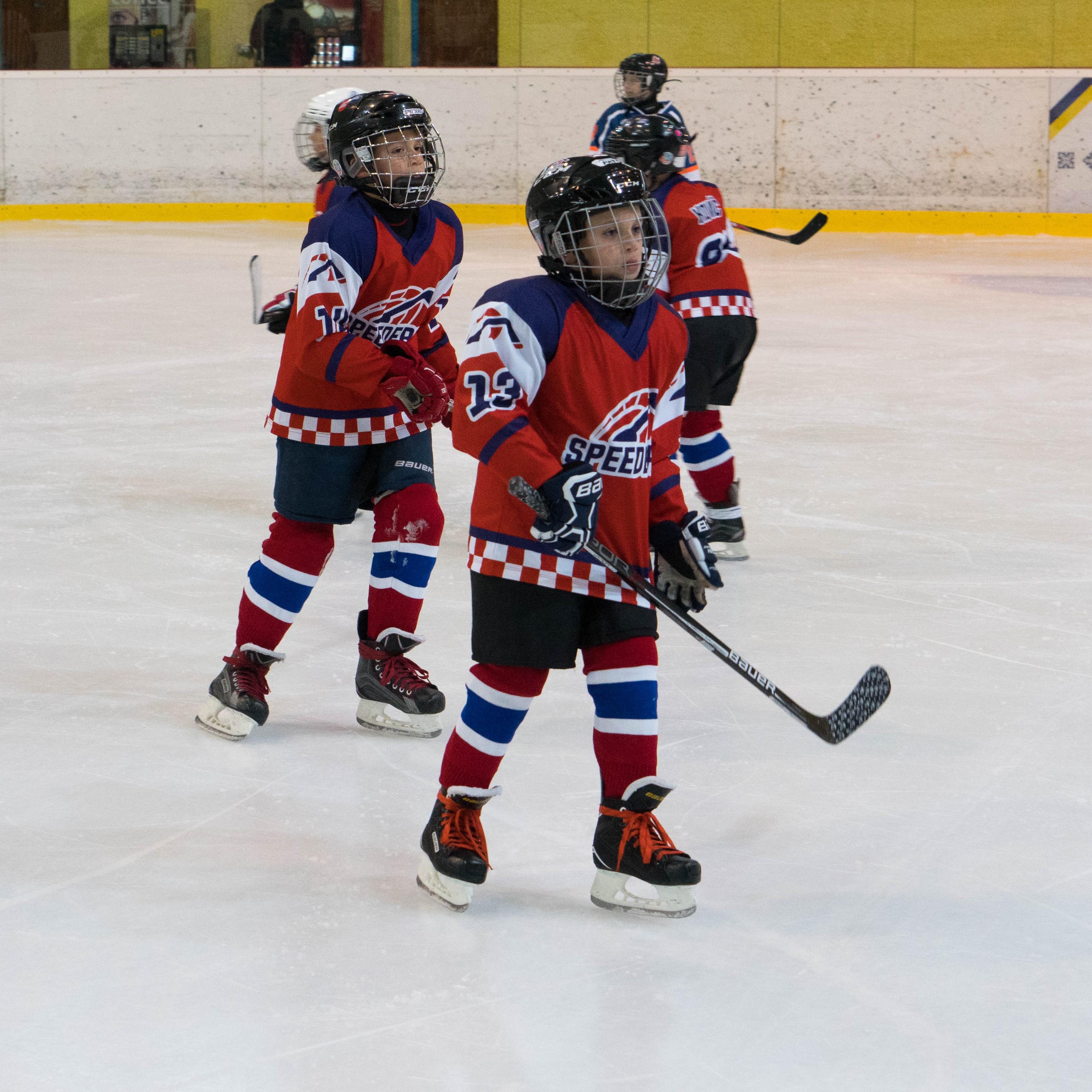 hokejovy turnaj Puchov 2.miesto speeders bratislava 2