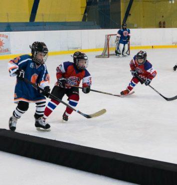 hokejovy turnaj Puchov 2.miesto speeders bratislava 5
