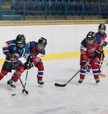hokejovy turnaj Puchov 2.miesto speeders bratislava 6