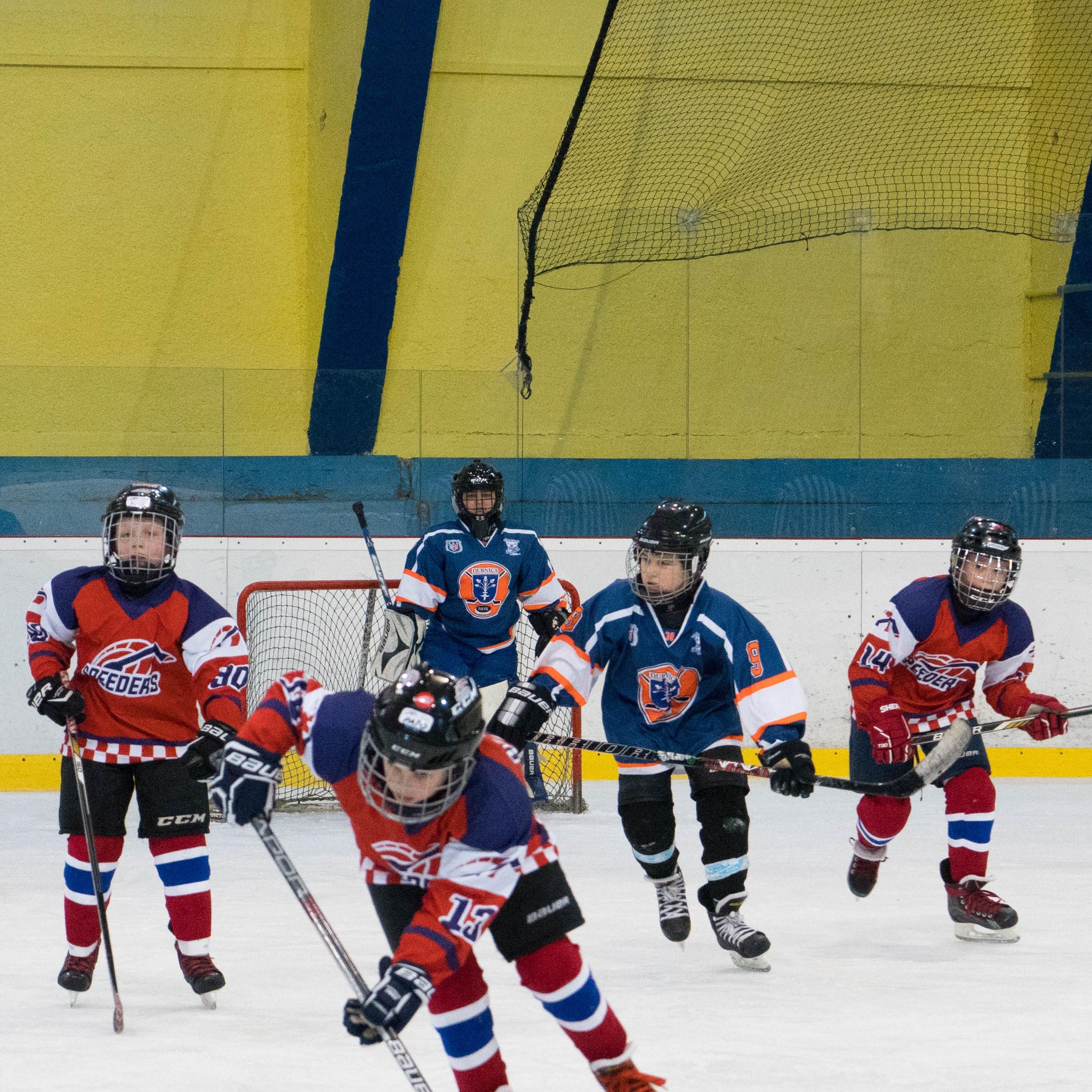 hokejovy turnaj Puchov 2.miesto speeders bratislava 7