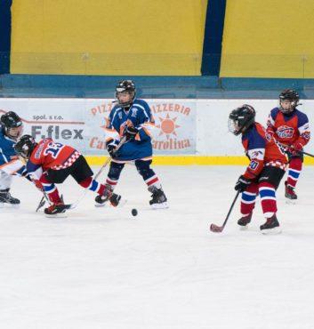 hokejovy turnaj Puchov 2.miesto speeders bratislava 8