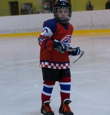 hokejovy turnaj Puchov 2.miesto speeders bratislava hrdlicka