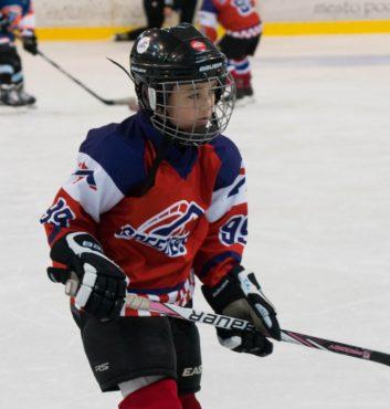 hokejovy turnaj Puchov 2.miesto speeders bratislava kovac