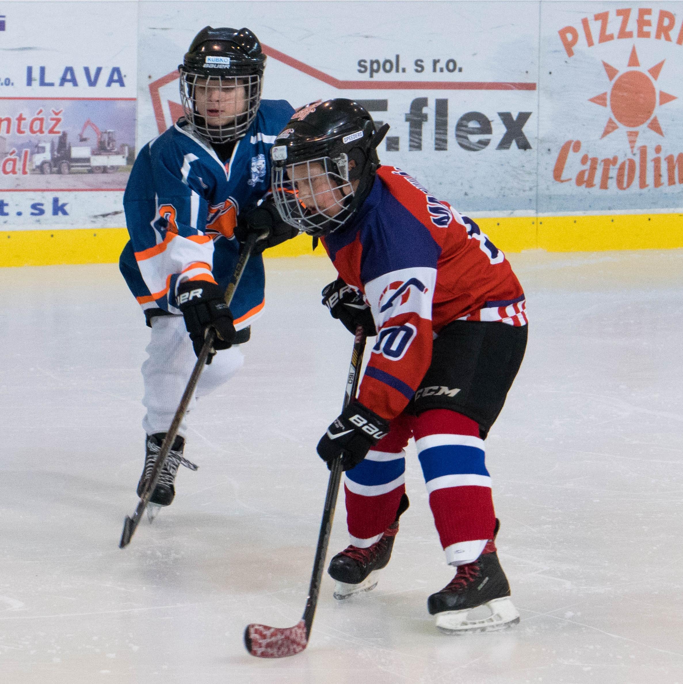 hokejovy turnaj Puchov 2.miesto speeders bratislava markulak