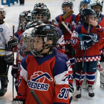 hokejovy turnaj Puchov 2.miesto speeders bratislava 9