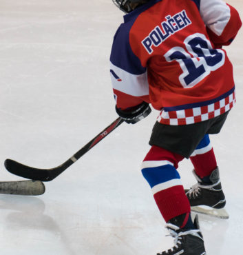 hokejovy turnaj Puchov 2.miesto speeders bratislava polacek