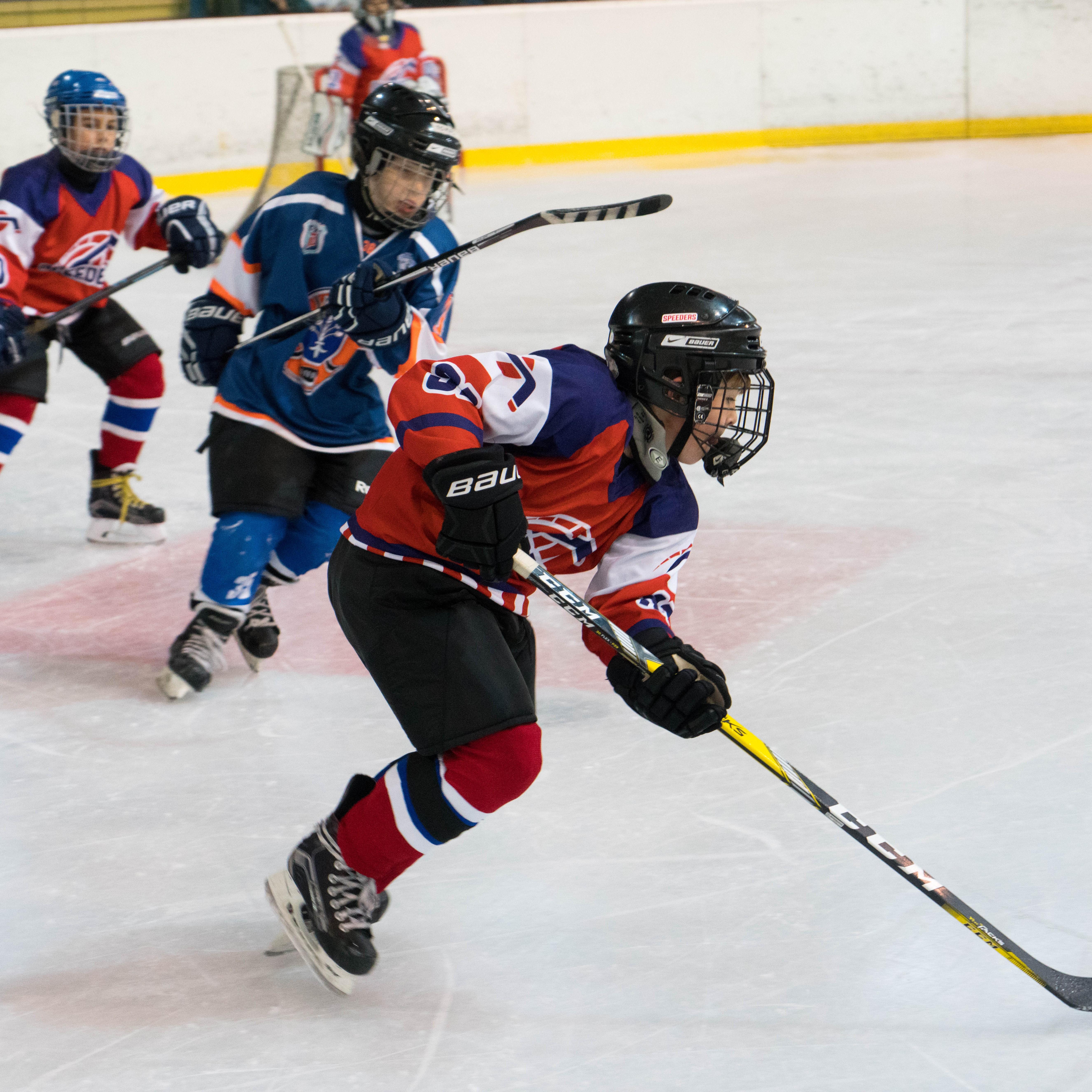 hokejovy turnaj Puchov 2.miesto speeders bratislava seliga