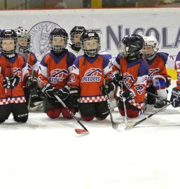 prvy zapas v drese speeders hokej bratislava spolocna foto