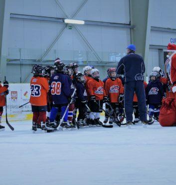 hokejovy mikulas speeders hokej deti darceky na lade banner bratislava ruzinov 8