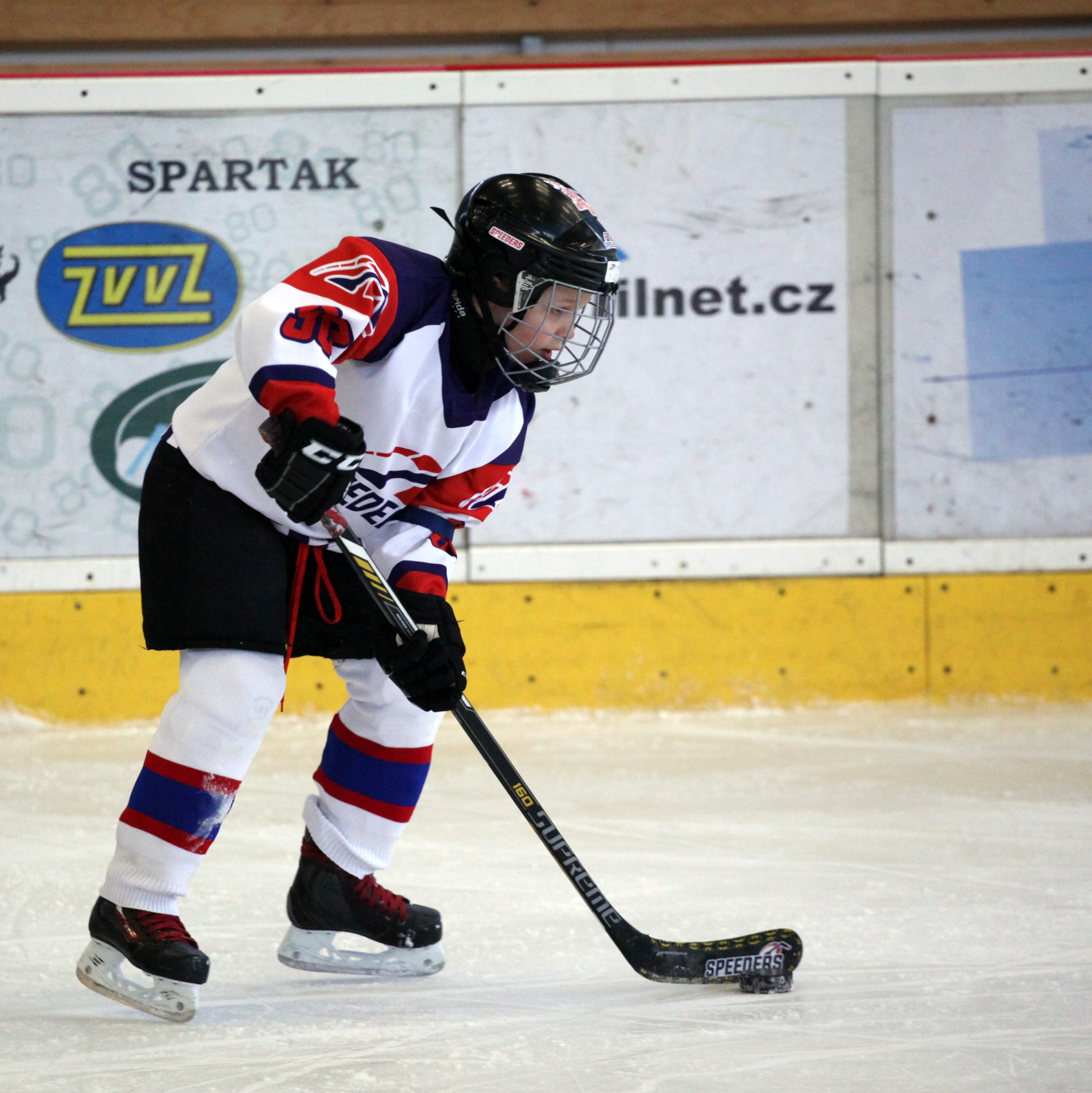 Hockey Speeders Bratislava turnaj Maxo