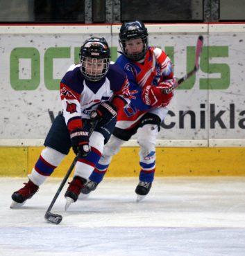 Hockey Speeders Bratislava turnaj Milevsko 1