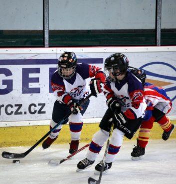 Hockey Speeders Bratislava turnaj Milevsko 2