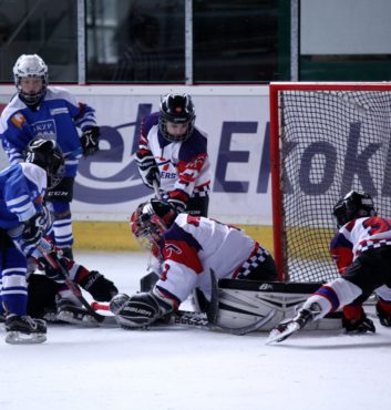 Hockey Speeders Bratislava turnaj Milevsko 3