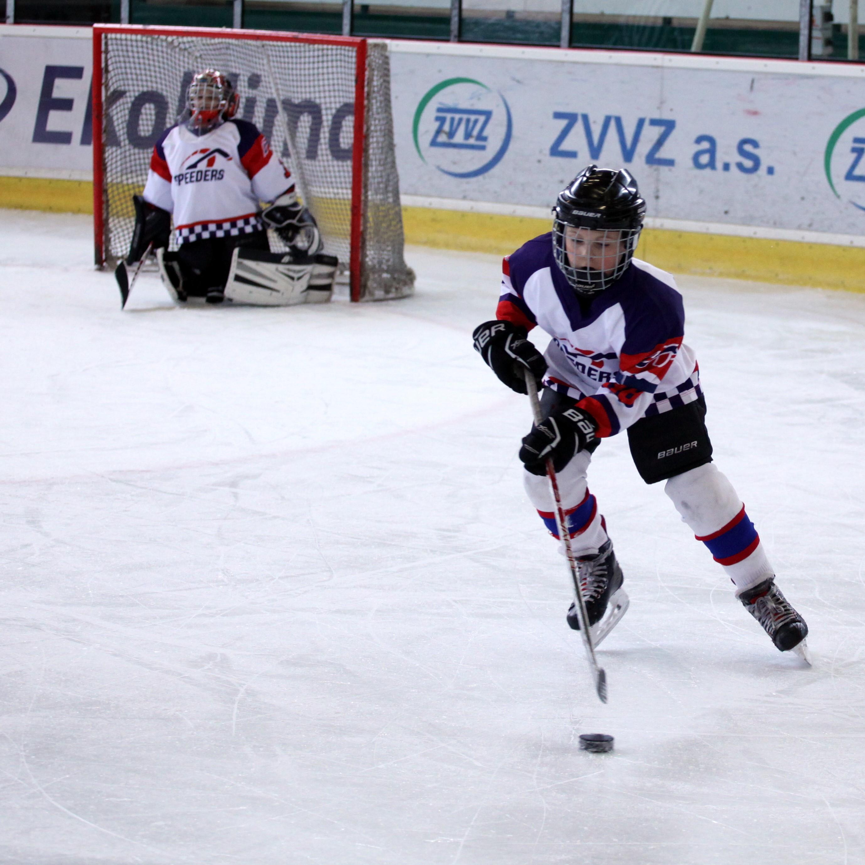 Hockey Speeders Bratislava turnaj Milevsko 4
