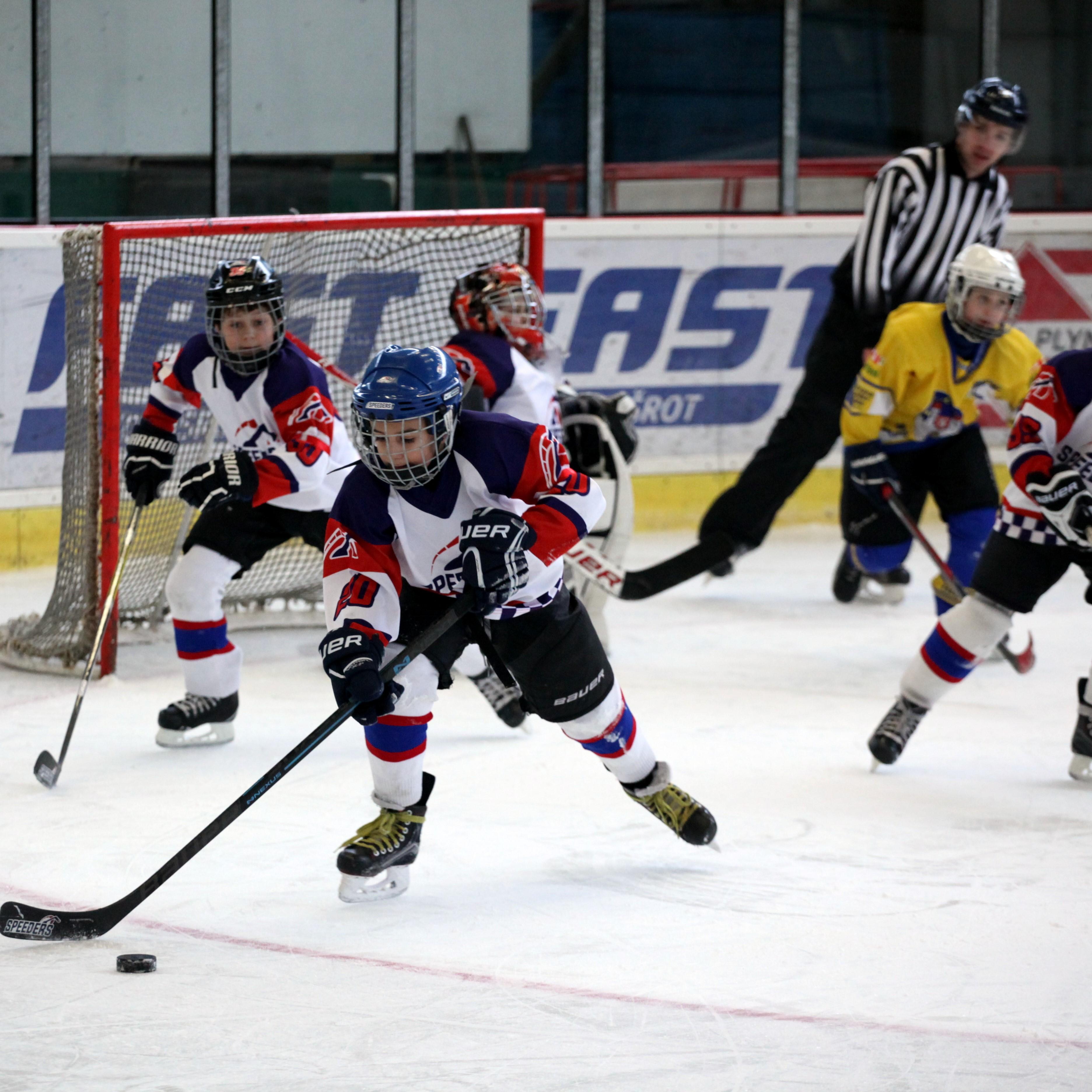 Hockey Speeders Bratislava turnaj Milevsko 6