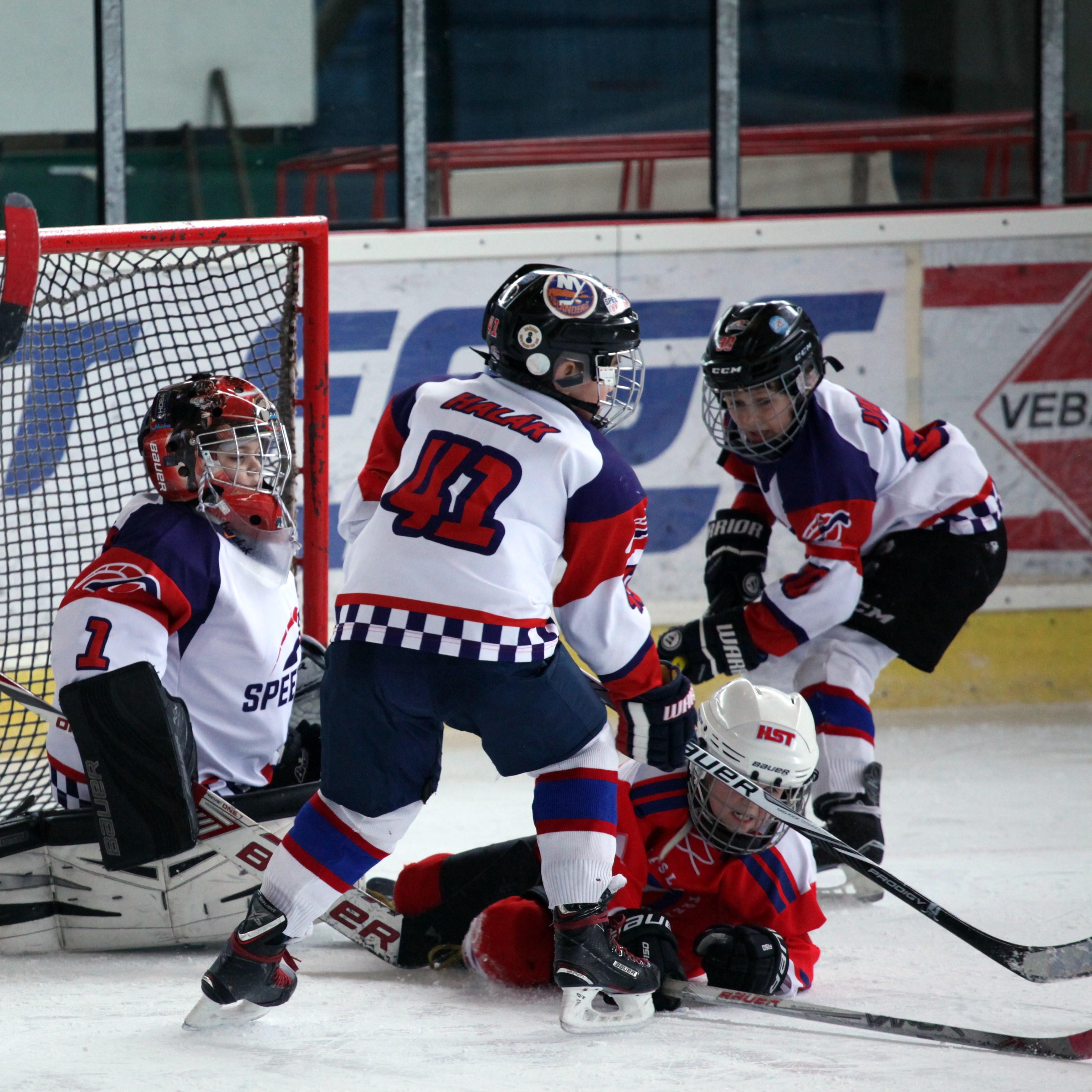 Hockey Speeders Bratislava turnaj Milevsko 7