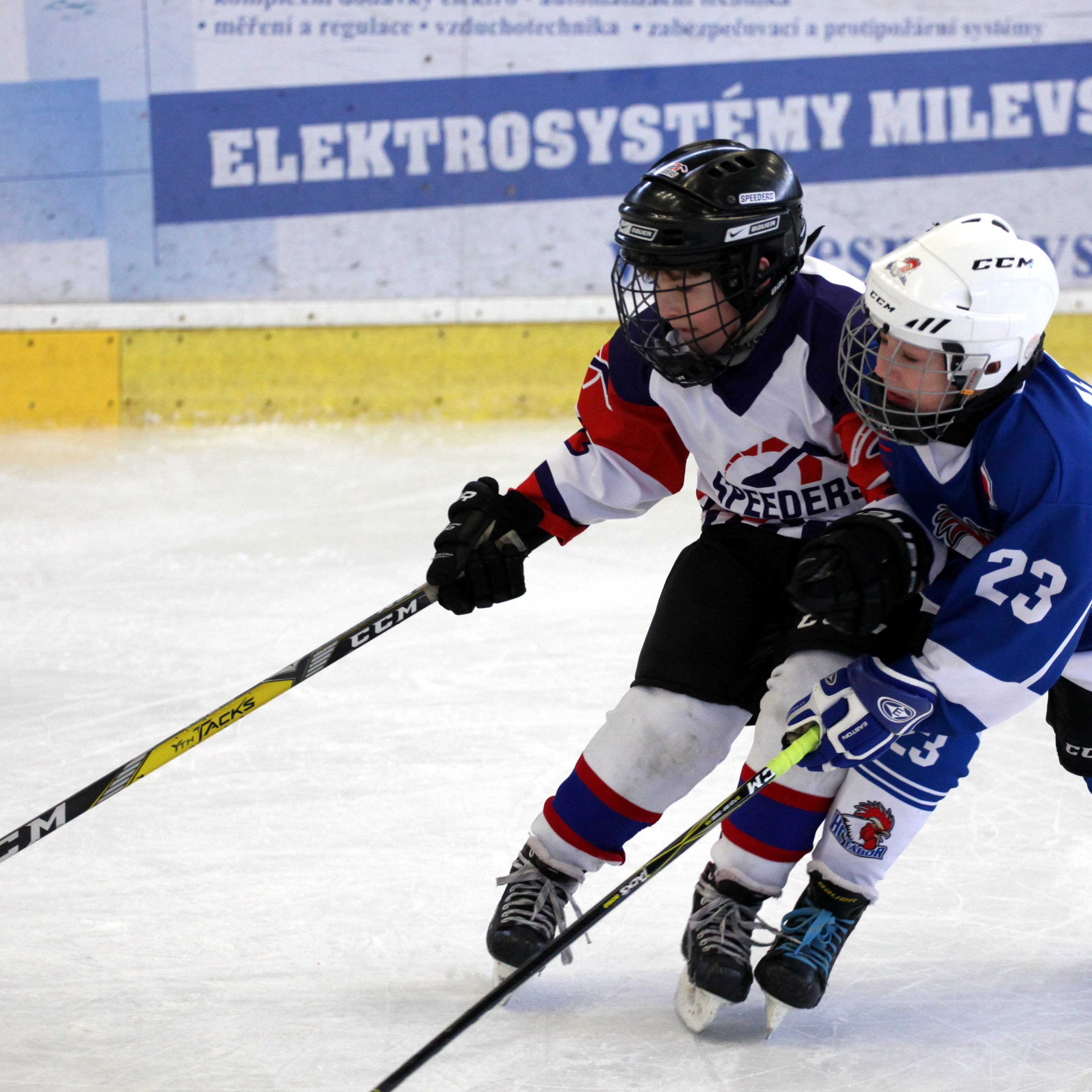 Hockey Speeders Bratislava turnaj Milevsko Janko 2