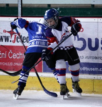 Hockey Speeders Bratislava turnaj Milevsko Mato2