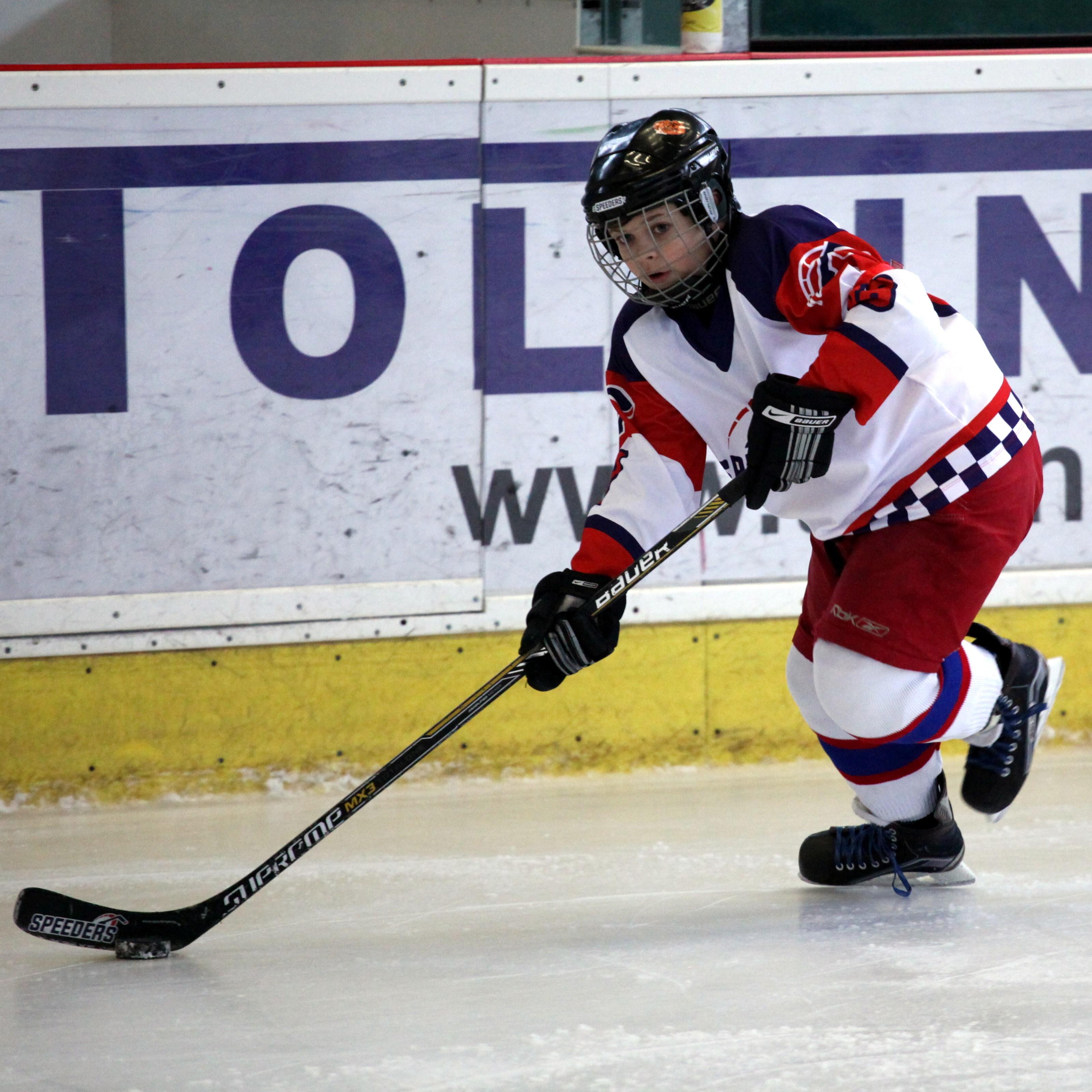 Hockey Speeders Bratislava turnaj Milevsko Miso
