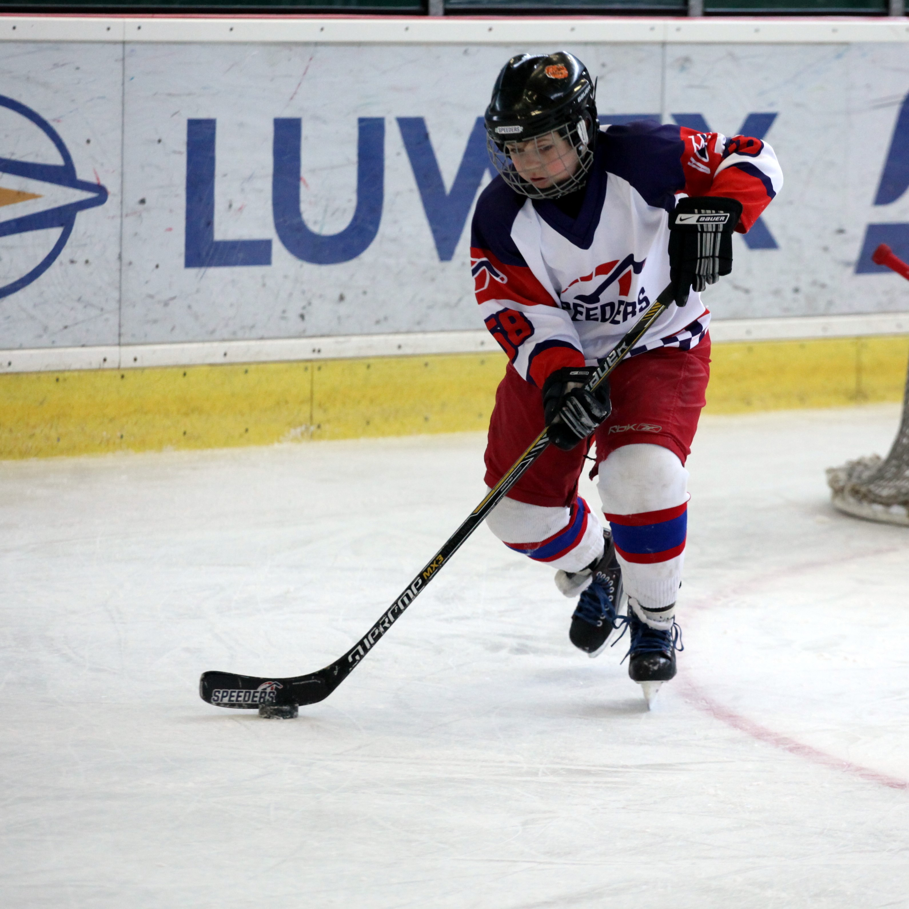 Hockey Speeders Bratislava turnaj Milevsko Miso2