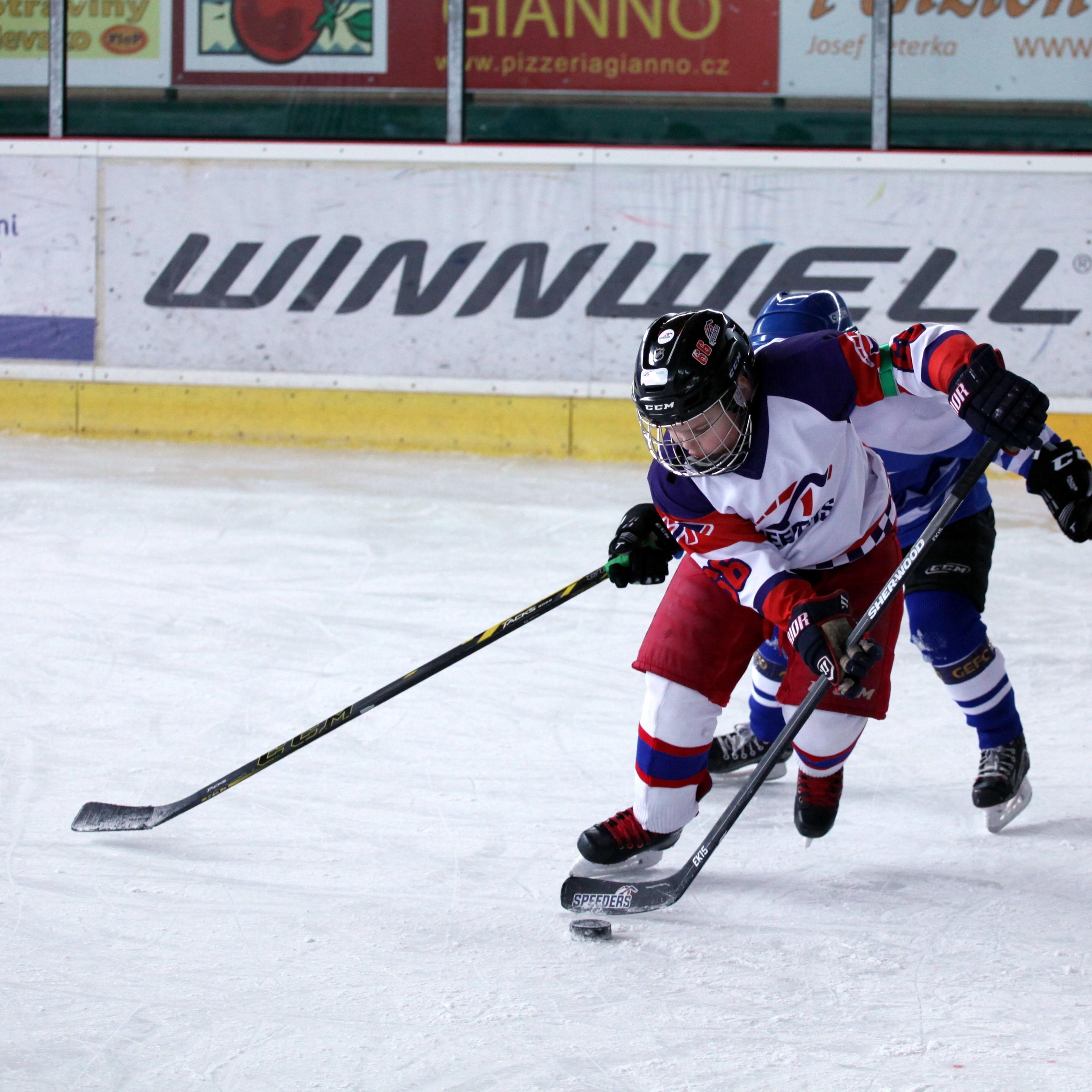 Hockey Speeders Bratislava turnaj Milevsko dodo