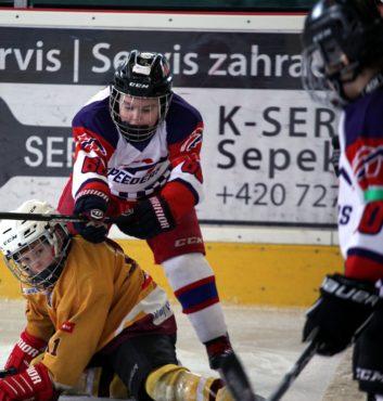 Hockey Speeders Bratislava turnaj Milevsko dodo2