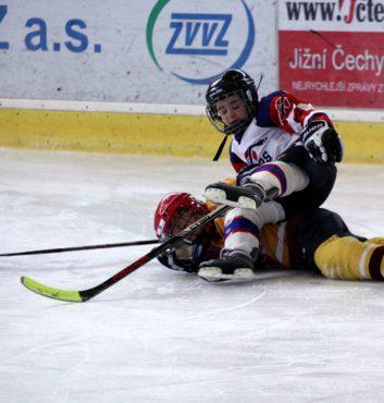 Hockey Speeders Bratislava turnaj Milevsko kovi