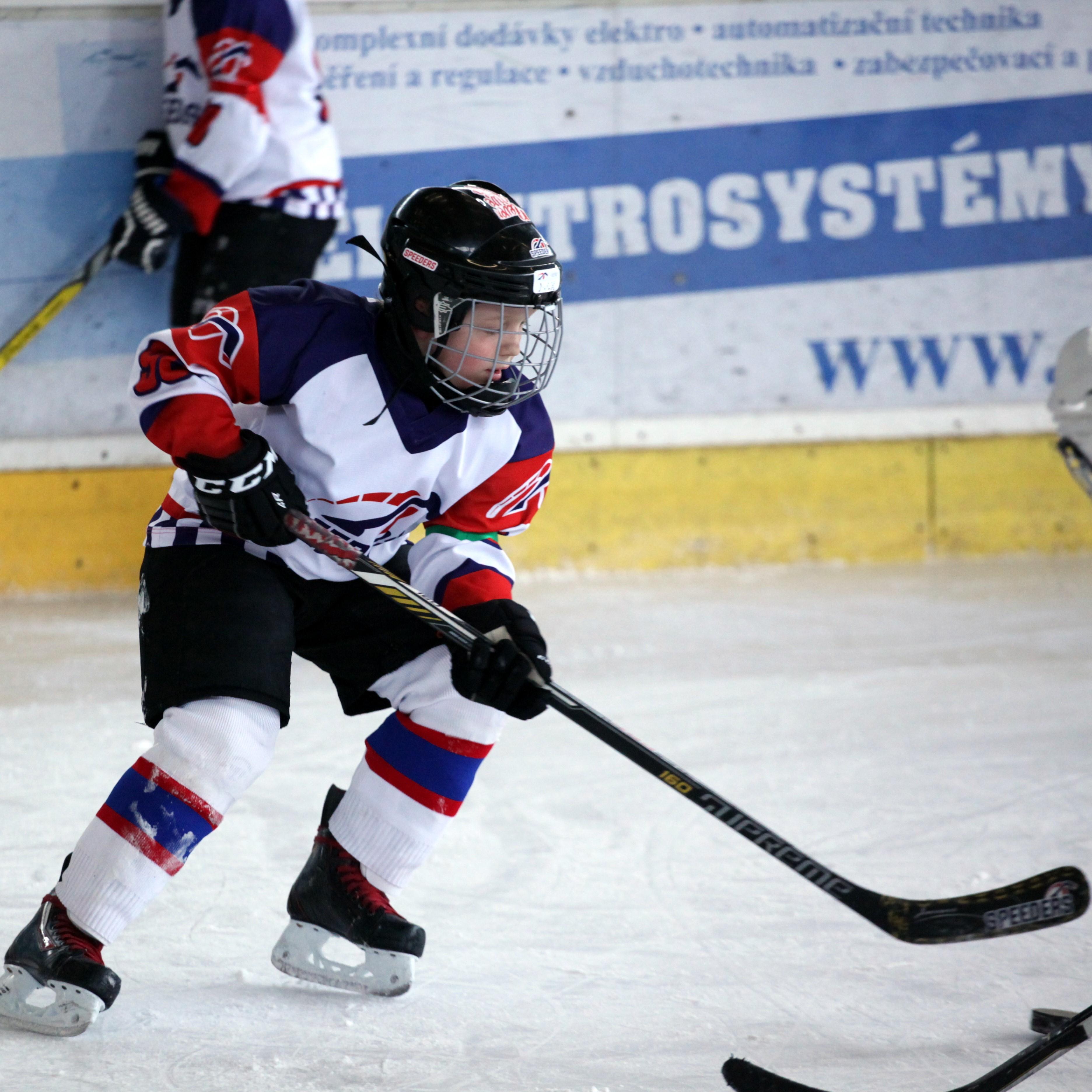 Hockey Speeders Bratislava turnaj Milevsko maxo4