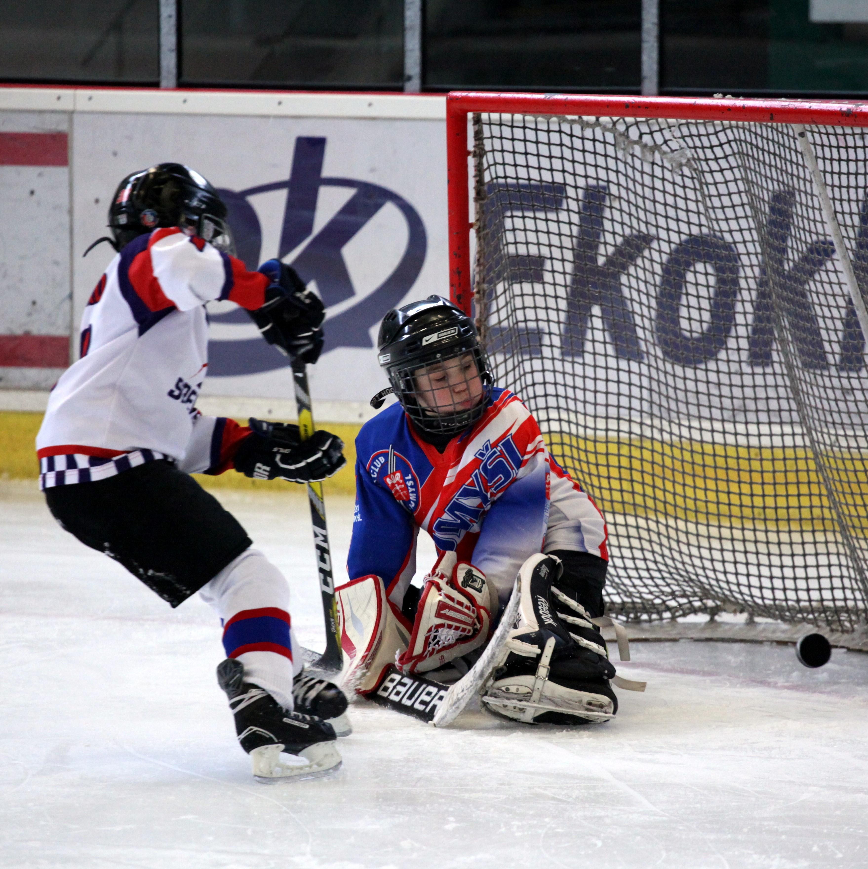 Hockey Speeders Bratislava turnaj Milevsko oliver gol