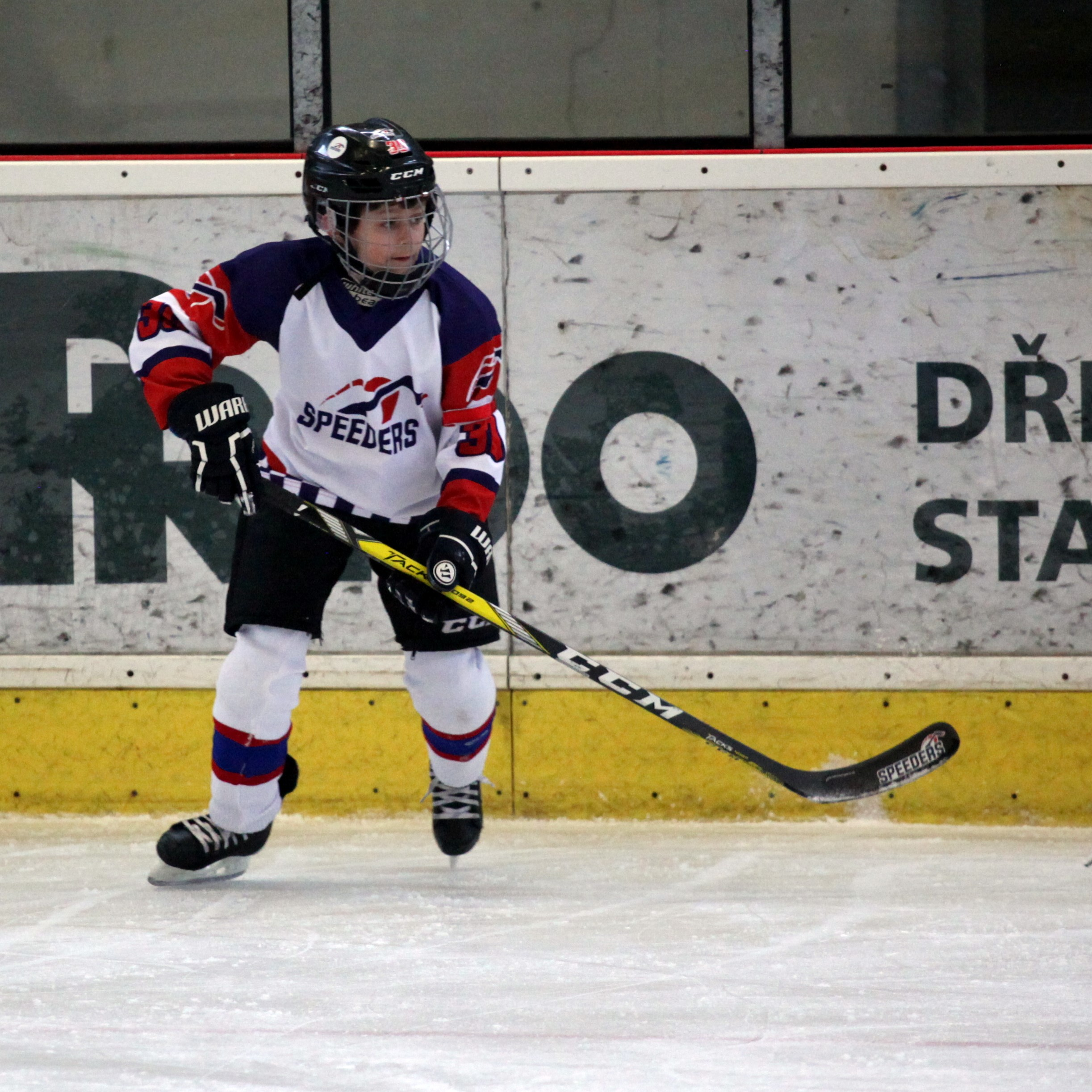 Hockey Speeders Bratislava turnaj Milevsko oliver