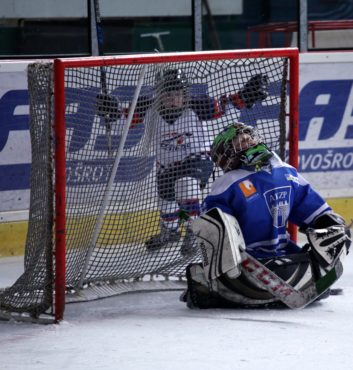 Hockey Speeders Bratislava turnaj Milevsko simon gol