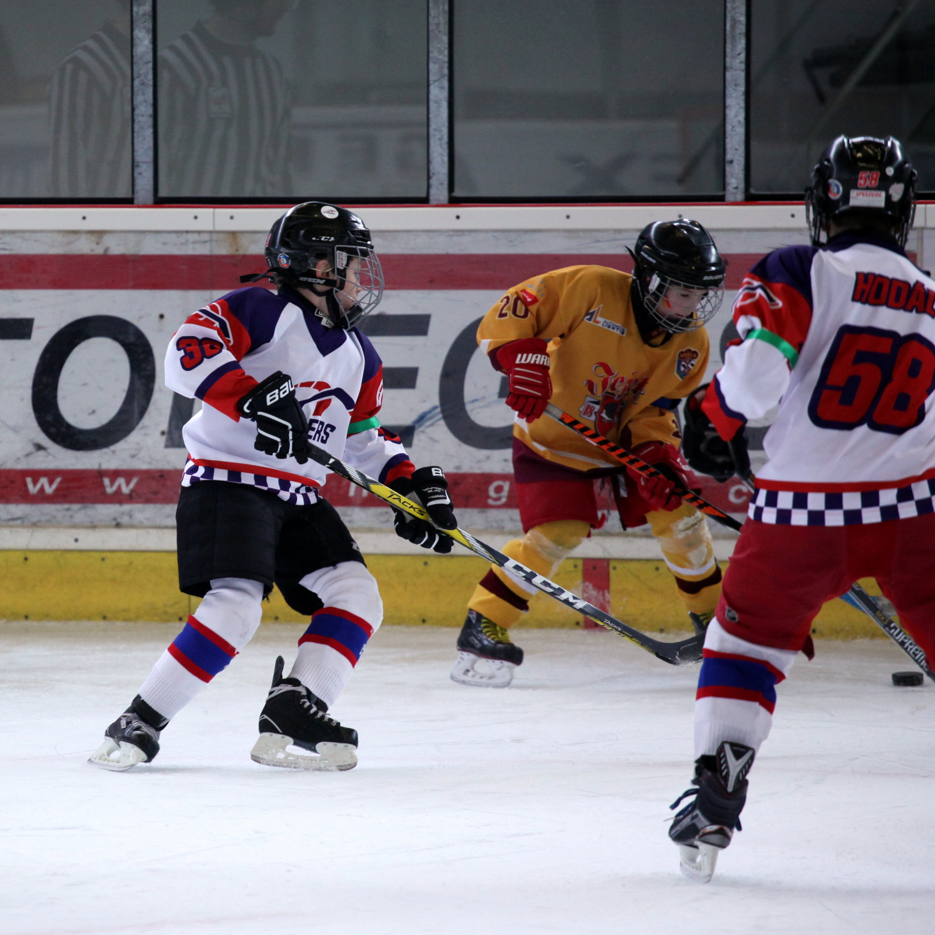 Hockey Speeders Bratislava turnaj Oliver2