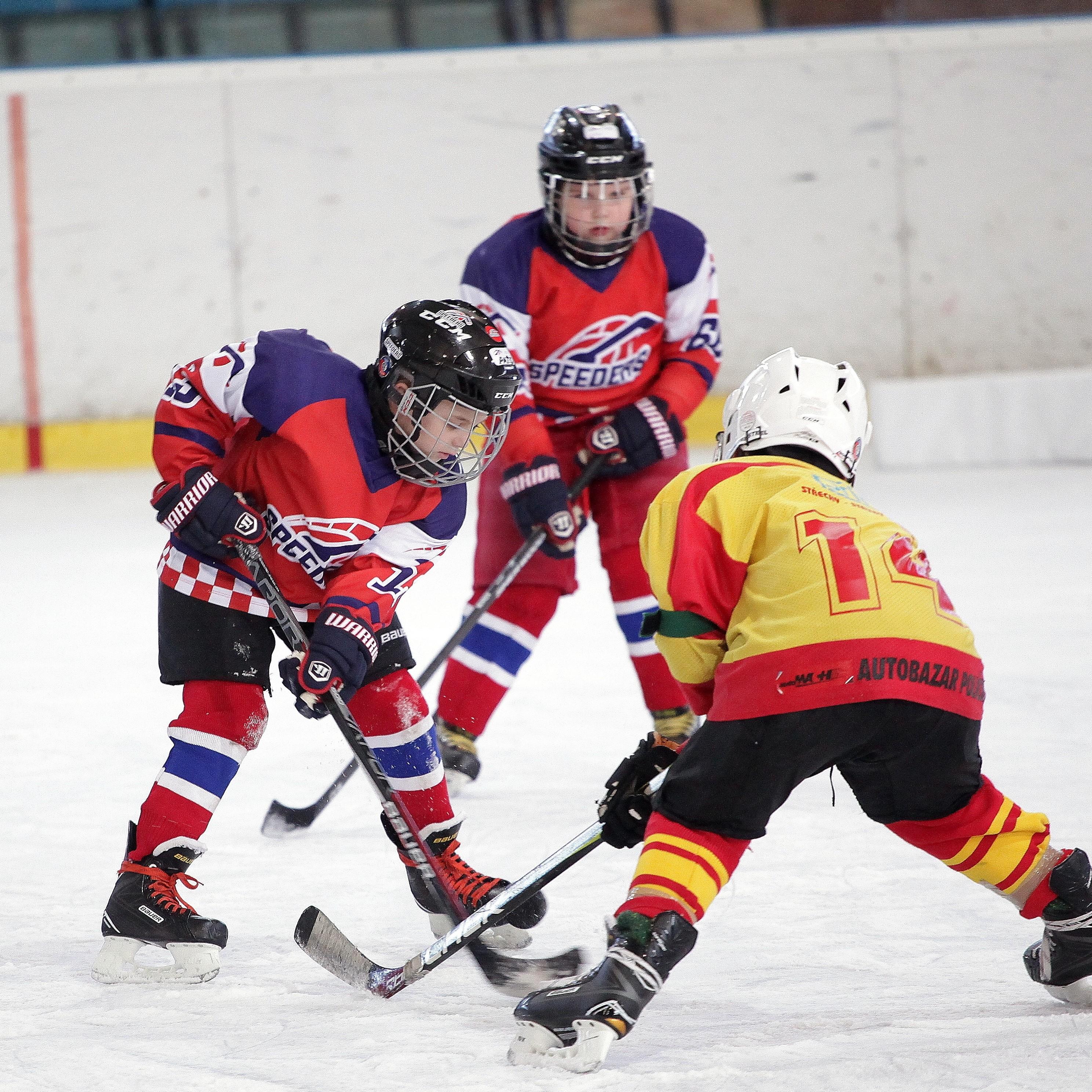 Speeders Hockey Bratislava turnaj karvina_ buly