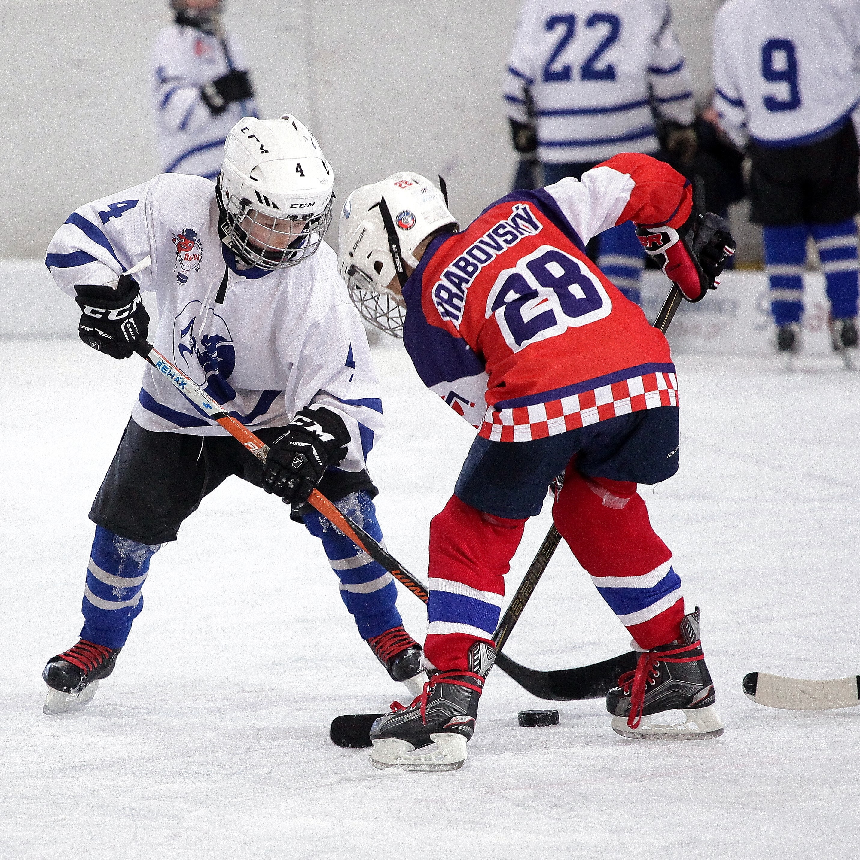 Speeders Hockey Bratislava turnaj karvina_ buly2