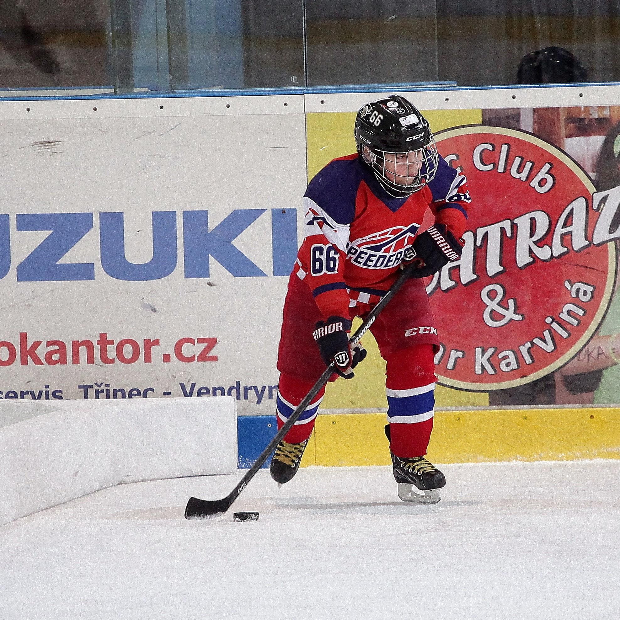 Speeders Hockey Bratislava turnaj karvina_ dodo socha