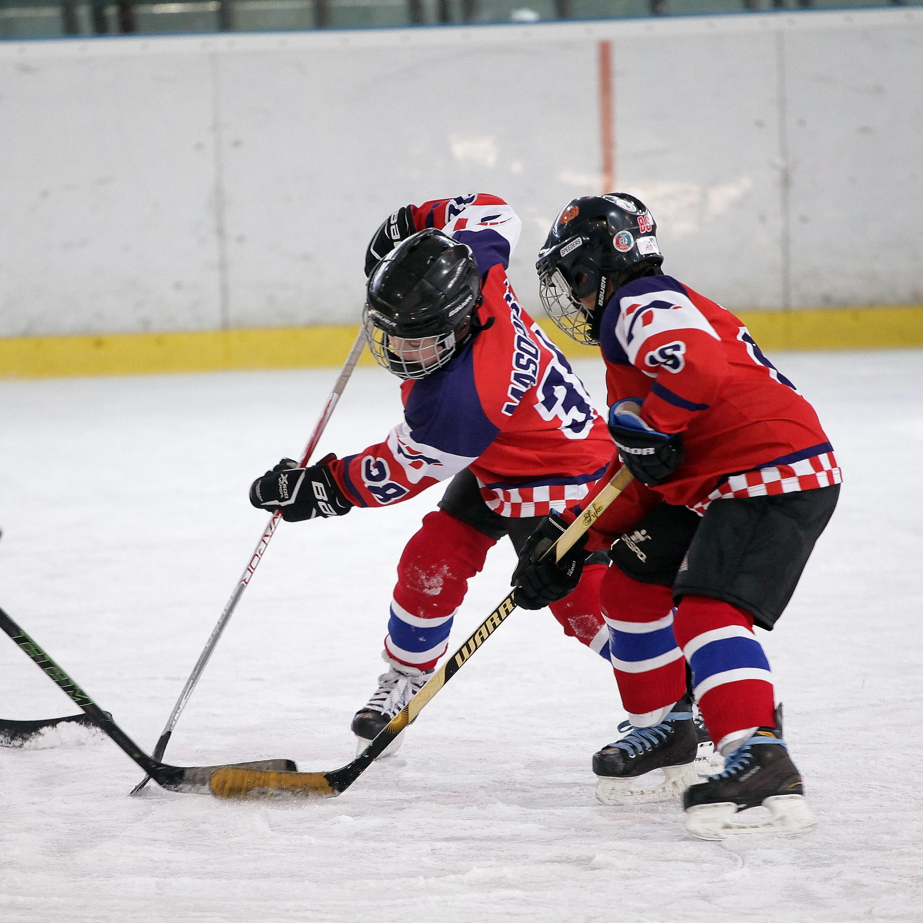Speeders Hockey Bratislava turnaj karvina_ hokejova akcia