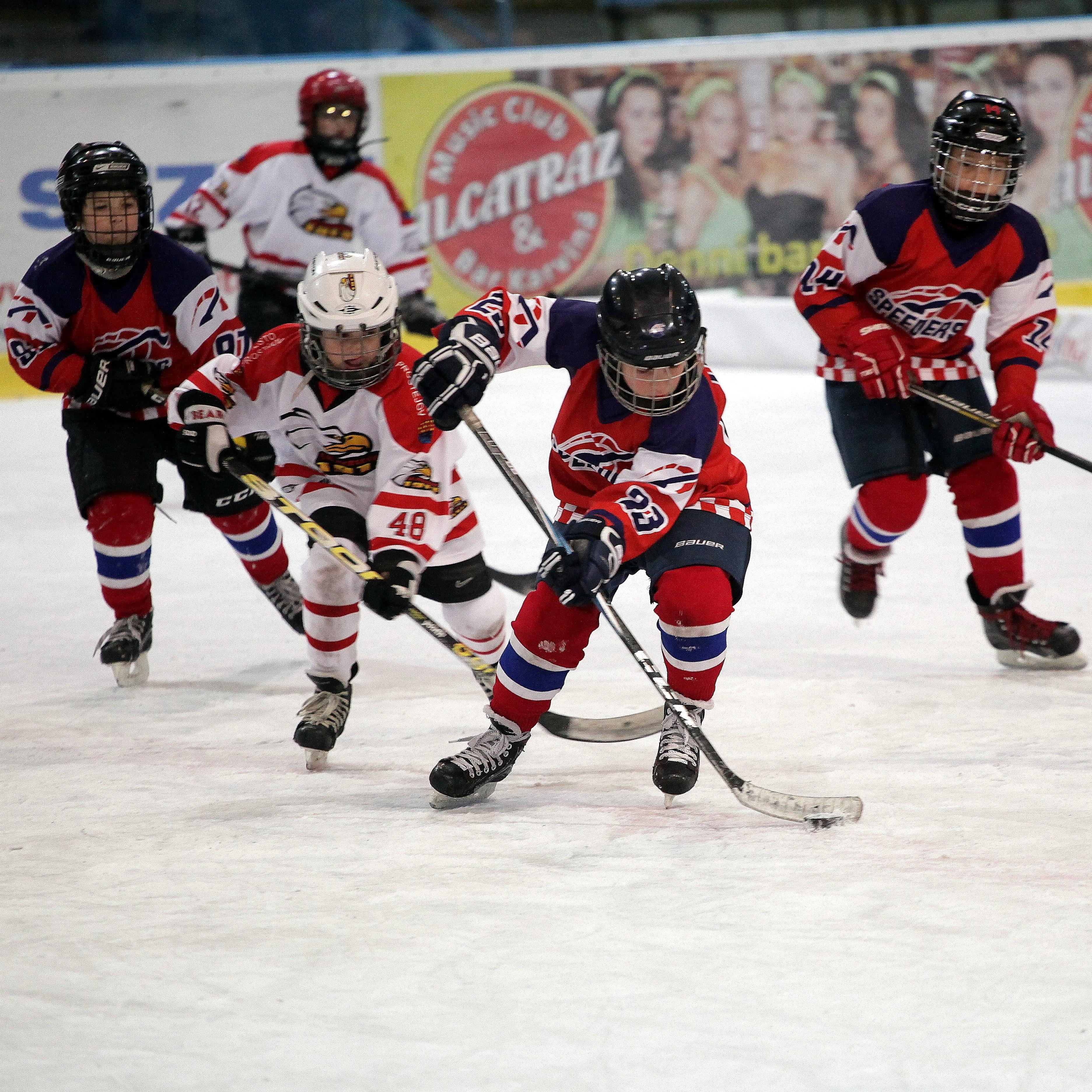 Speeders Hockey Bratislava turnaj karvina_ hokejova akcia10