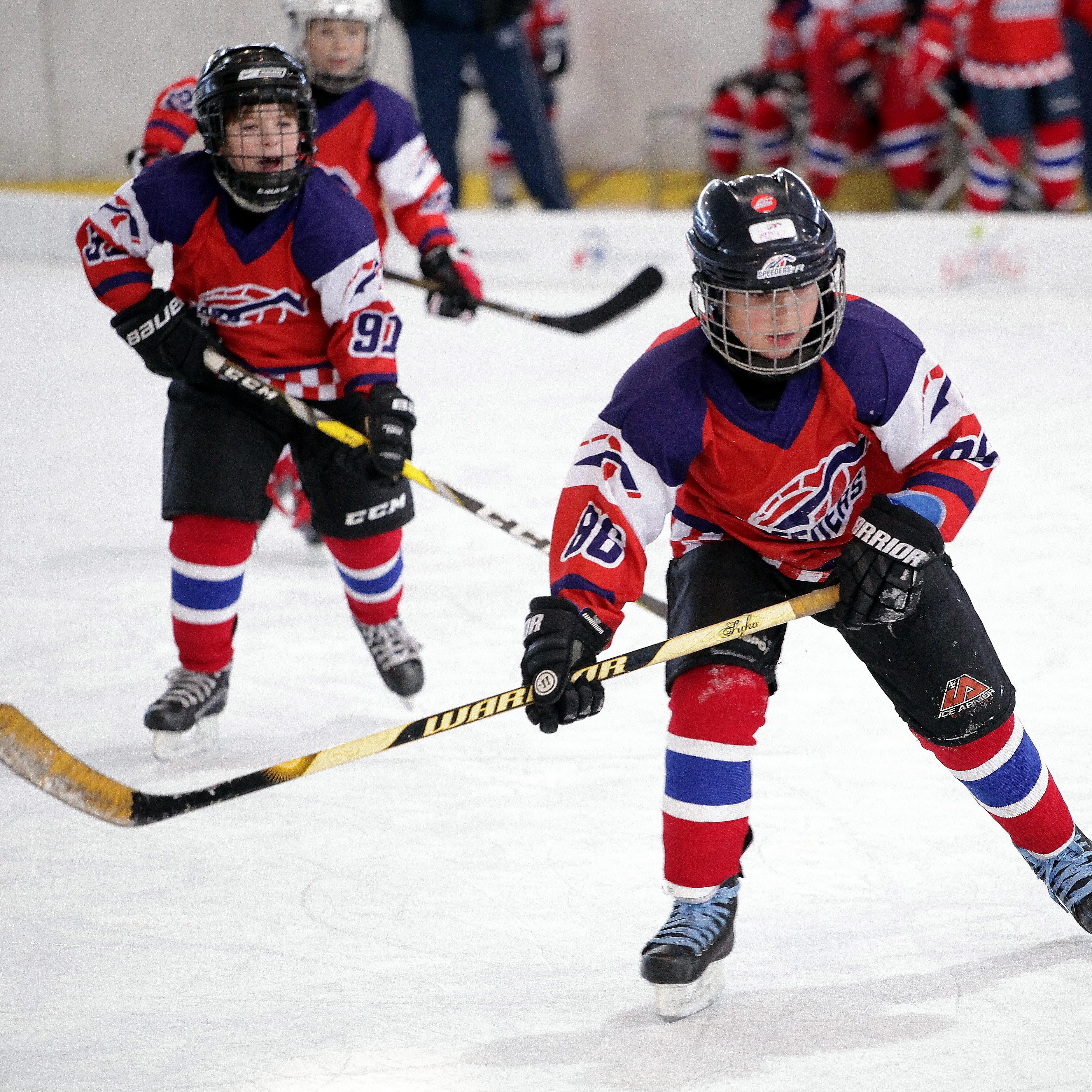 Speeders Hockey Bratislava turnaj karvina_ hokejova akcia2