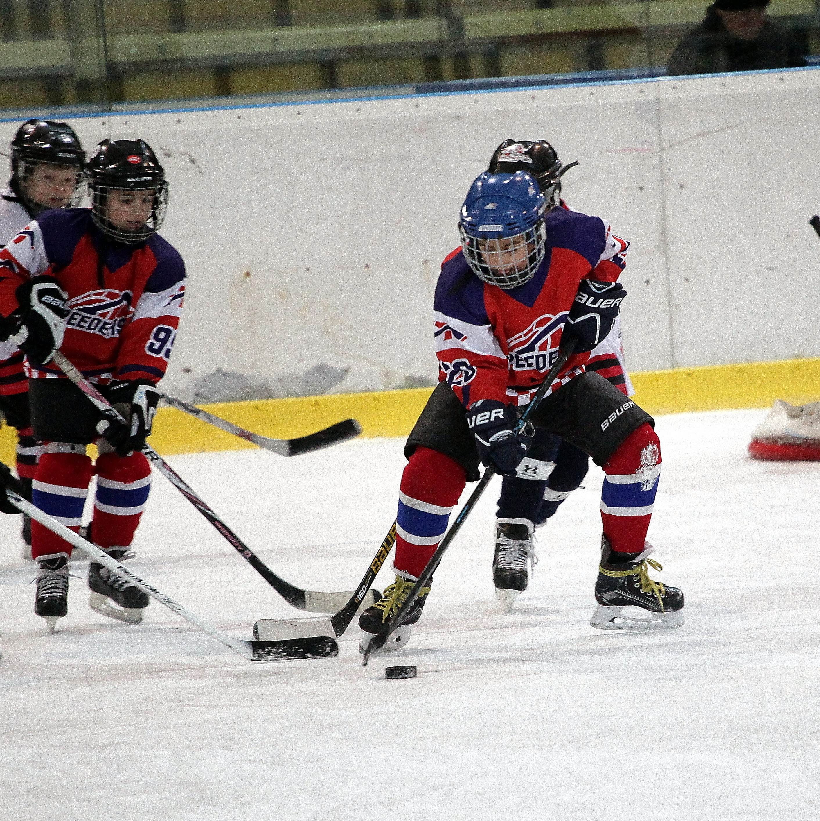 Speeders Hockey Bratislava turnaj karvina_ hokejova akcia5