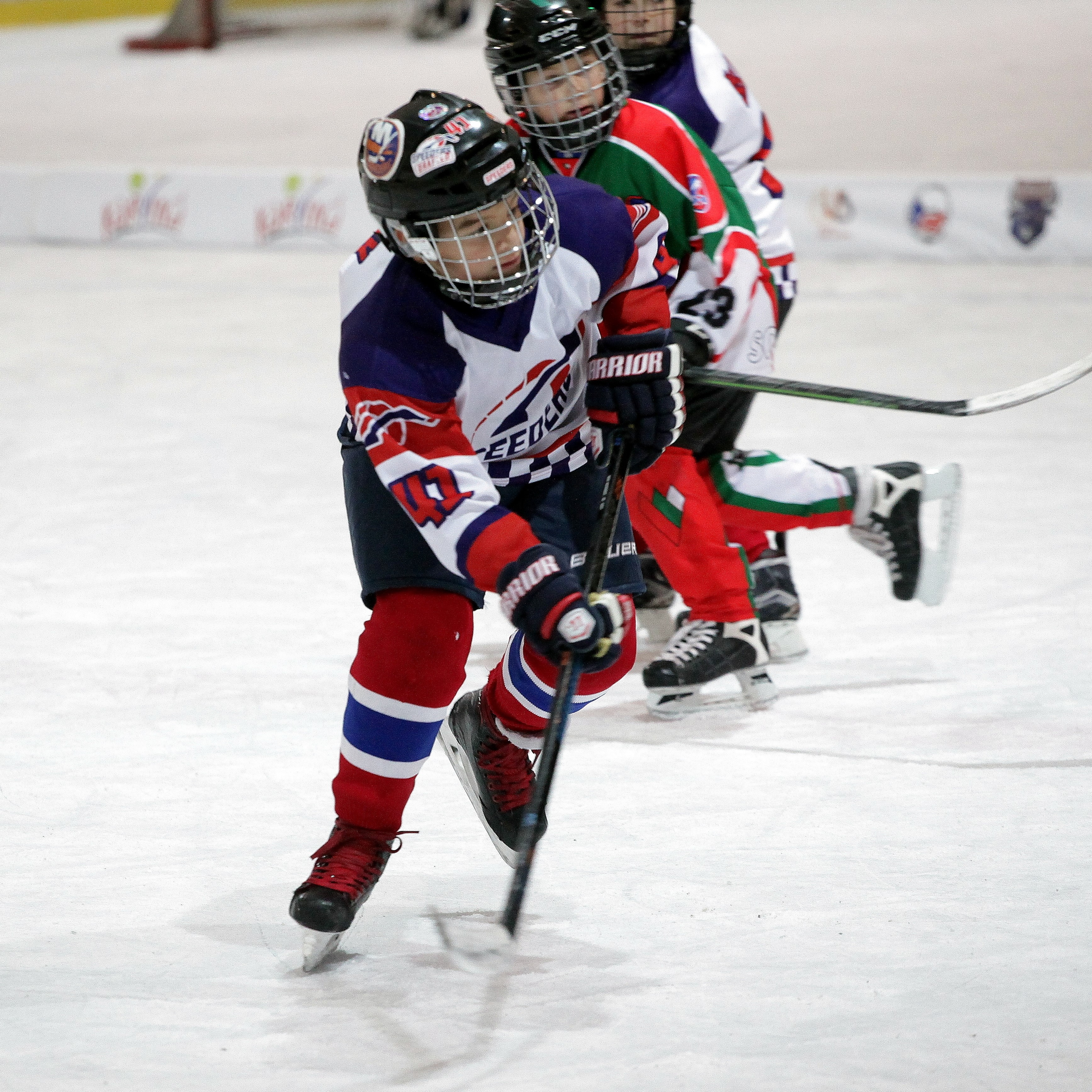 Speeders Hockey Bratislava turnaj karvina_ hokejova akcia6